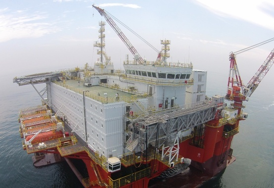 Three-year contract signed with Petrobras for Safe Eurus in Brazil