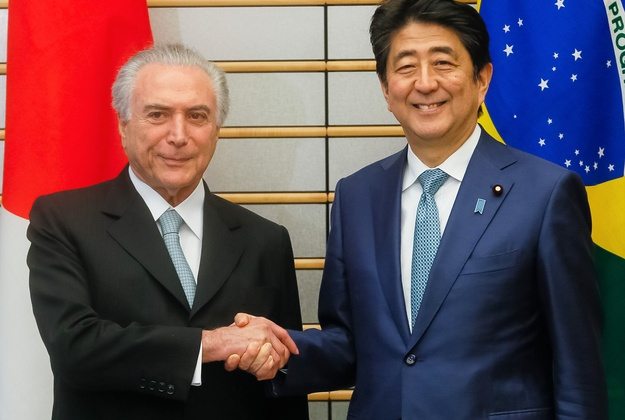 Brazil and Japan will cooperate on infrastructure