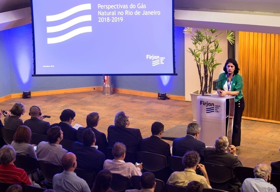 Prospects of Natural Gas in Rio de Janeiro 2018-2019 is launched by Firjan