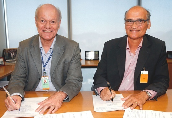 EPCI contract with TechnipFMC for the Mero field submarine system at BS is signed by Petrobras
