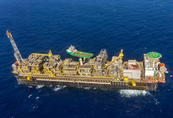 Petrobras starts production of P-67 platform in Lula Field, in the Santos Basin Pre-Salt