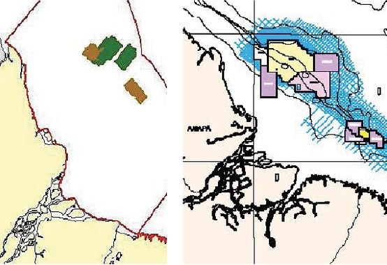 Seismic Exploration of the Amazon River Mouth BasinDrilling and Environmental Plight, by Roberto Fainstein
